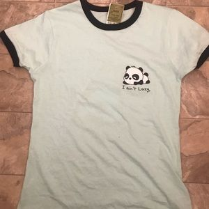 panda shirt for girls